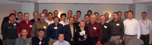 Image showing many members at the TWG Meeting