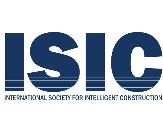 International Society for Intelligent Construction logo